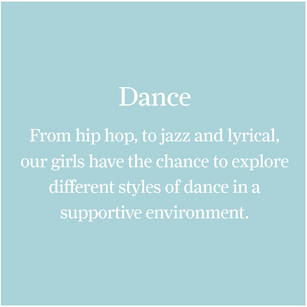 Dance – St Peter's Girls' School
