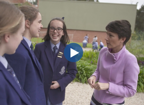 Principal's Welcome – St Peter's Girls' School