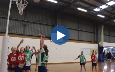 Netball Interhouse Video Image