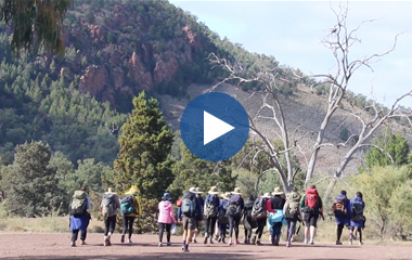 Outdoor Education Video Image