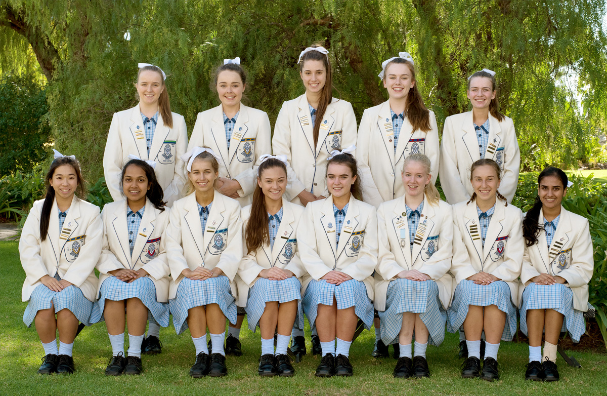 Prefects 2016 – St Peter's Girls' School