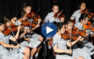 Music – St Peter's Girls' School