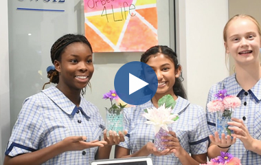 Futures Entrepreneurial Expo – St Peter's Girls' School