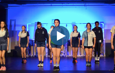 Year 9 Dance Video Image