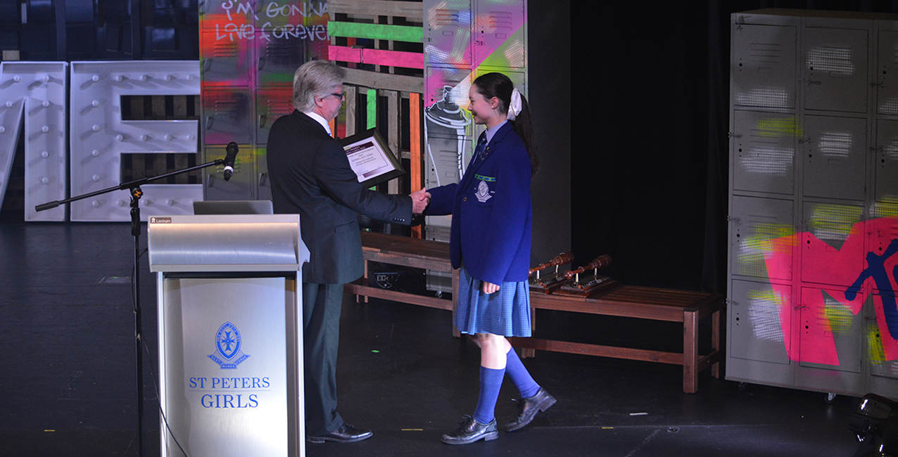 ANZAC Spirit Award – St Peter's Girls' School