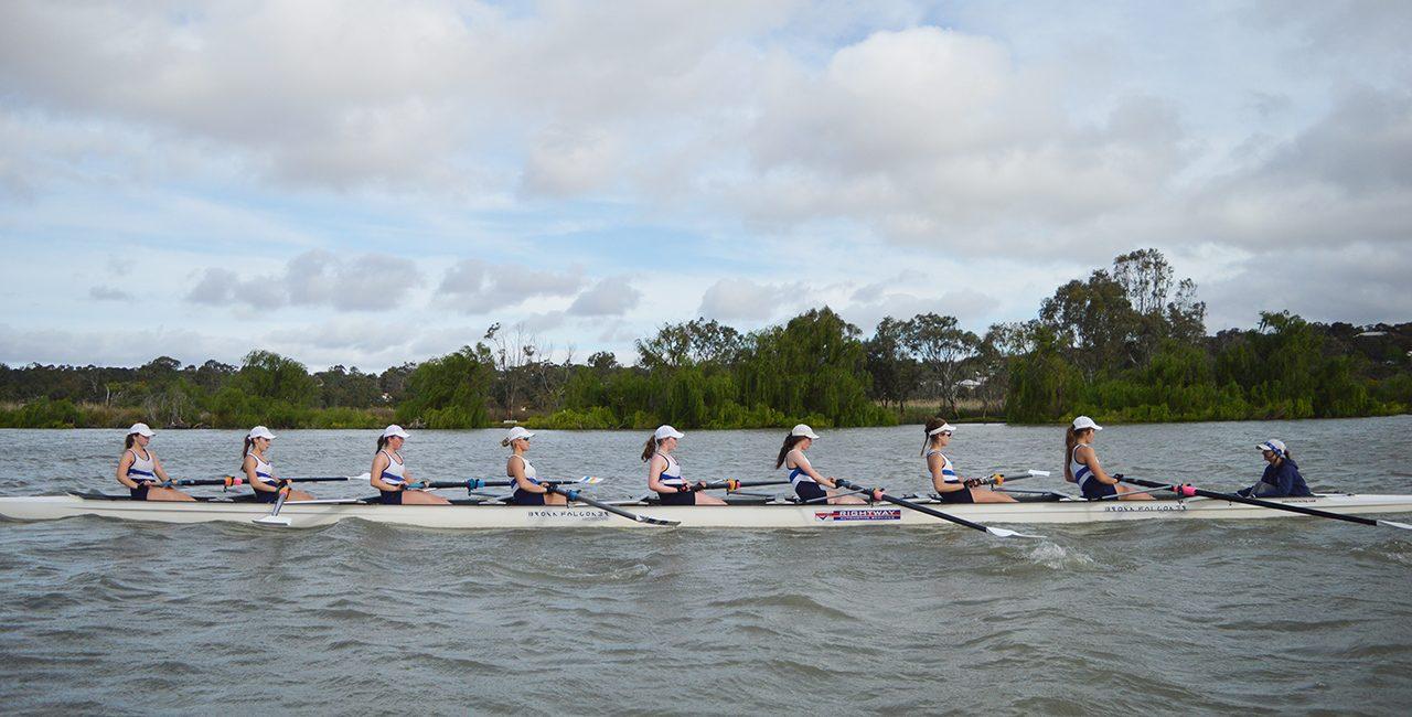 Rowing – St Peter's Girls' School