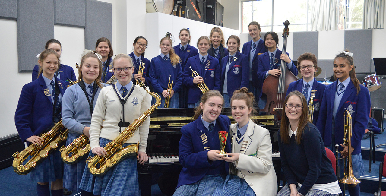 Band – St Peter's Girls' School