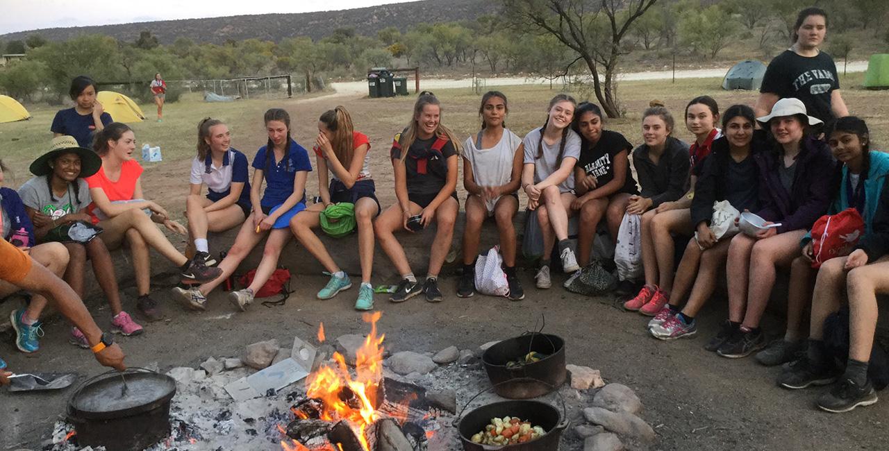 Camp – St Peter's Girls' School