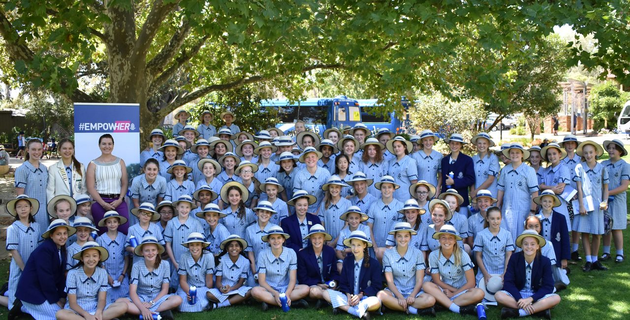 #EMPOWHER – St Peter's Girls' School