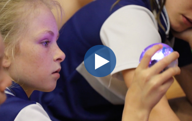 Video - Girls in Tech Expo
