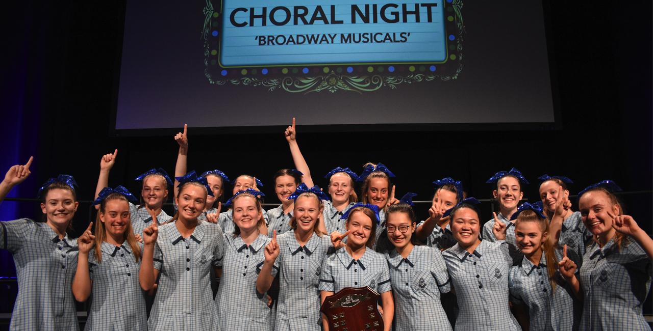 Choral Night – St Peter's Girls' School