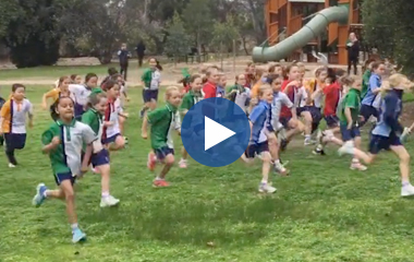Interhouse Cross Country