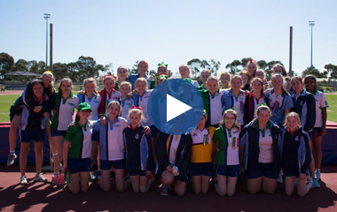 Sports Day Video Image