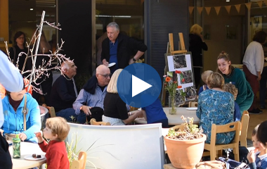 ELC Grandparents and Special Friends' Afternoon Tea Video Tile