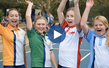 JS Netball Interhouse Video Tile