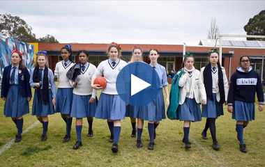 Sports Day Pump Up Video Tile
