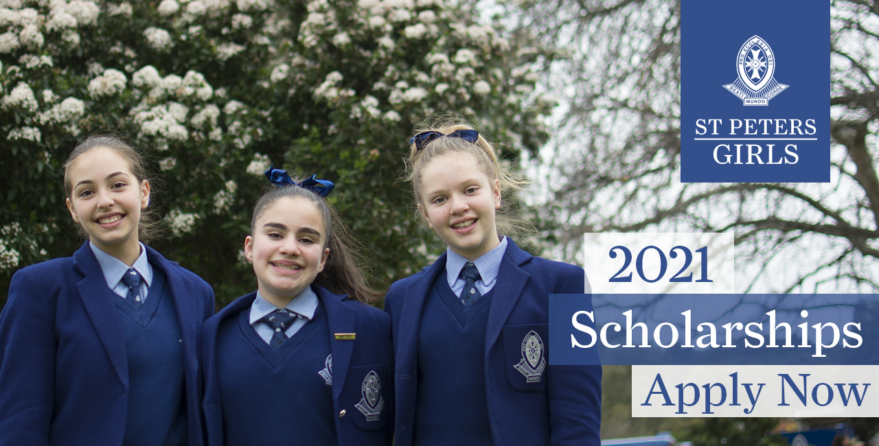 2021 Scholarships apply now