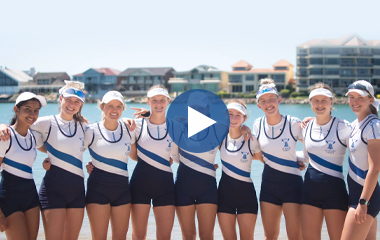 First VIII Rowing